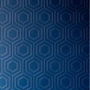RD5671 Brewster Wallcovering Anaglypta XII Hive Geometric Paintable Wallpaper