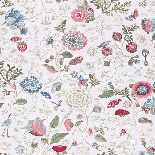 375000 Brewster Wallcovering Eijffinger Pip Studio Espen Floral Wallpaper Bone
