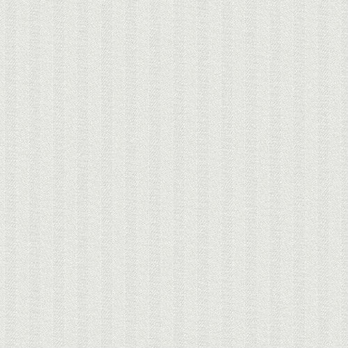 WF36330 Patton Wallcovering Wall Finishes Tweed Wallpaper Grey