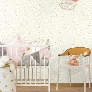 Twinkle Little Star Peel and Stick Wallpaper