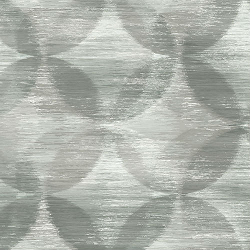 2793-24702 Brewster Wallcovering A Street Prints Celadon Alchemy Geometric Wallpaper Grey