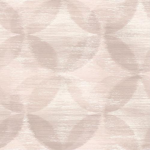 2793-24705 Brewster Wallcovering A Street Prints Celadon Alchemy Geometric Wallpaper Blush