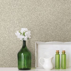 2774-606645 Brewster Wallcovering Advantage Stones and Woods Klamath Asphalt Wallpaper Room Setting