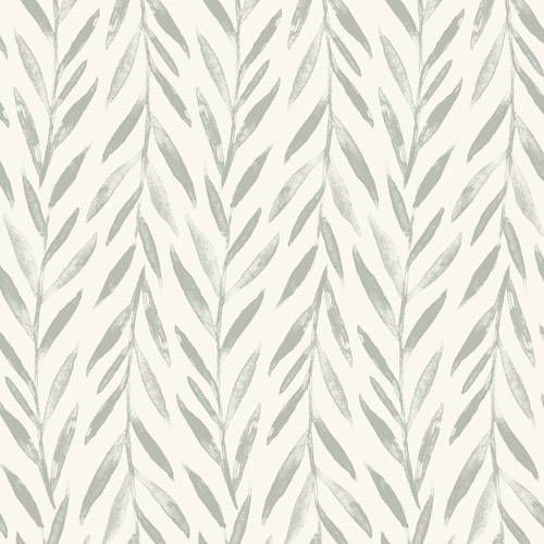 Mk1137 York Wallcoverings Joanna Gaines Magnolia Home 3 Artful Prints and Patterns Willow Wallpaper Sage