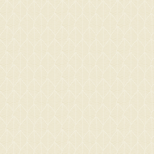 SO2483 York Wallcovering Candice Olson Tranquil Meditation Leaf Wallpaper Beige