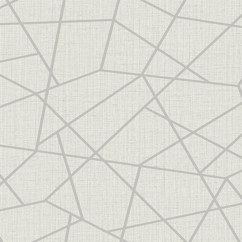 2765-BW40308 Brewster Wallcovering Kenneth James Geo Tex Heath Geometric Linen Wallpaper