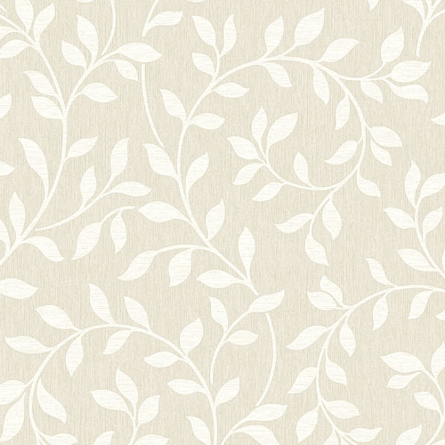2811-87722 Brewster Wallcovering Advantage Nature Torrey Leaf Trail Wallpaper Taupe