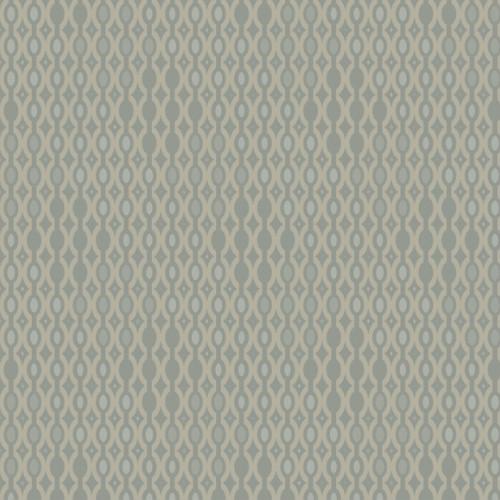 DI4752 York Wallcovering Dimensional Artistry Smoke and Mirrors Wallpaper Grey