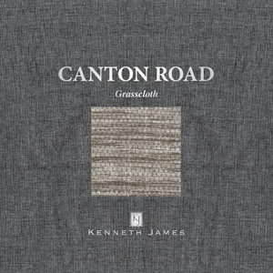 Canton Road Grasscloth