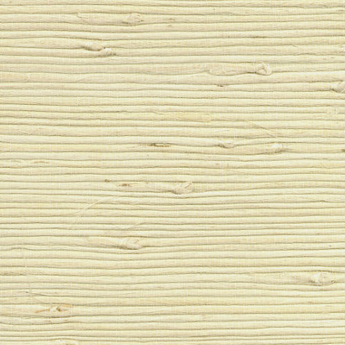 2732-65651 Brewster Wallcovering Kenneth James Canton Road Grasscloth Cebu Grasscloth Wallpaper Cream