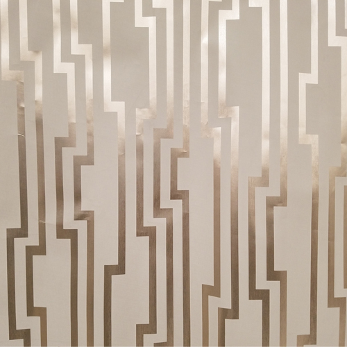 OL2788 York Wallcovering Candice Olson Journey Velocity Wallpaper Cream