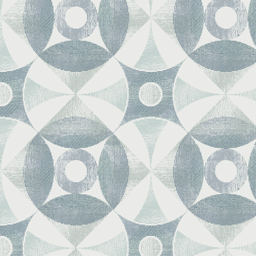 2821-21532 Brewster Wallcovering A Street Prints Folklore Ellis Geometric Wallpaper Teal