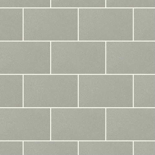 2814-M1123 Brewster Wallcovering Advantage Bath Neale Subway Tile Wallpaper Grey