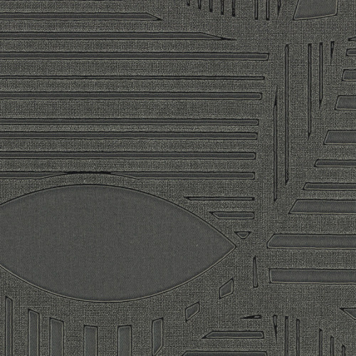 TL6116 York Wallcovering Design Digest Inner Circle Wallpaper Grey