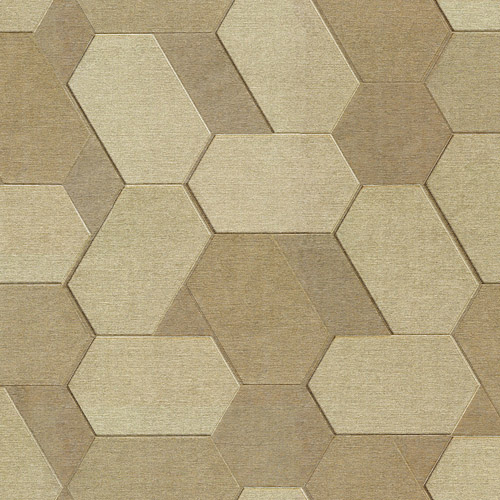 2835-C88602 Brewster Wallcovering Advantage Plaza Geometric Wallpaper Light Brown