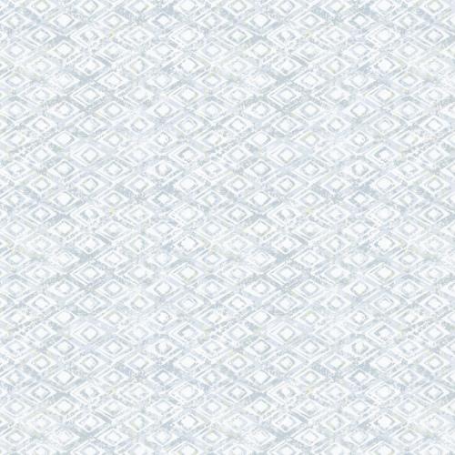 2838-IH2206 Brewster Wallcovering Decorline Vista Delilah Diamond Wallpaper Light Blue
