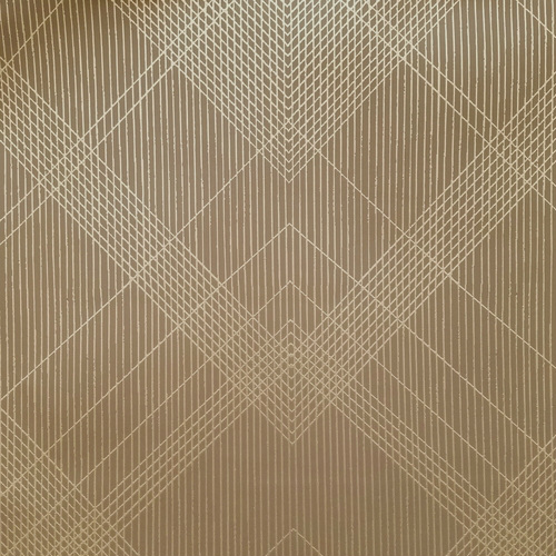 CA1591 York Wallcovering Antonina Vella Deco Jazz Age Wallpaper Bronze