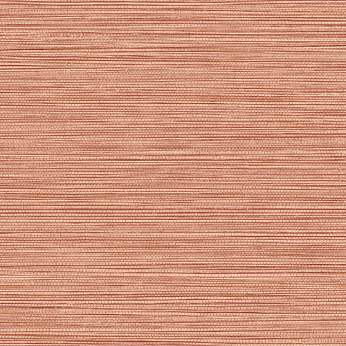 BV30101 Seabrook Wallcovering Texture Gallery Grasslands Wallpaper Rust