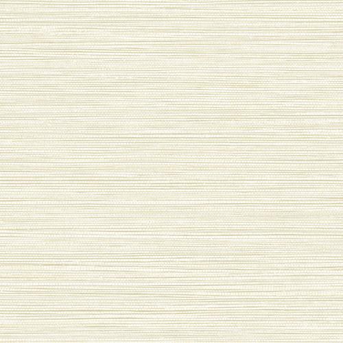 BV30105 Seabrook Wallcovering Texture Gallery Grasslands Wallpaper Vanilla