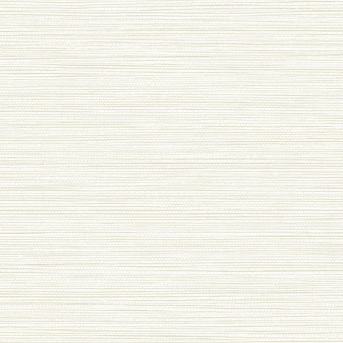 BV30110 Seabrook Wallcovering Texture Gallery Grasslands Wallpaper White