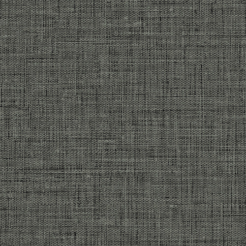 BV30200 Seabrook Wallcovering Texture Gallery Easy Linen Wallpaper Black