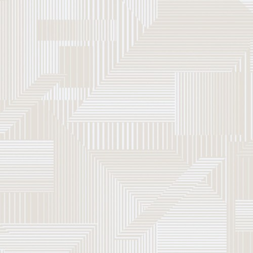 SR1533 York Wallcovering Stripes Resource Library All Lined Up Wallpaper Beige White