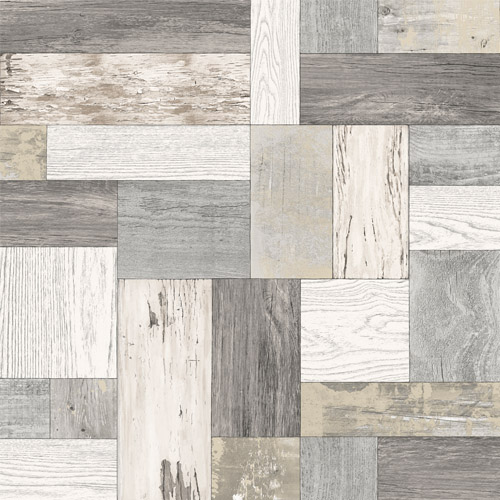 2922-25383 Brewster Wallcovering A Street Prints Trilogy Knock on Wood Wallpaper Neutral