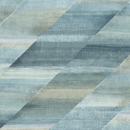 RY30304 Seabrook Wallcovering Boho Rhapsody Rainbow Wallpaper Teal