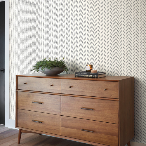 Magnolia Pick Up Sticks Peel And Stick Wallpaper Lelands Wallpaper