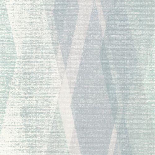 2909-IH-23503 Brewster Wallcovering Riva Torrance Distressed Geometric Wallpaper Seafoam