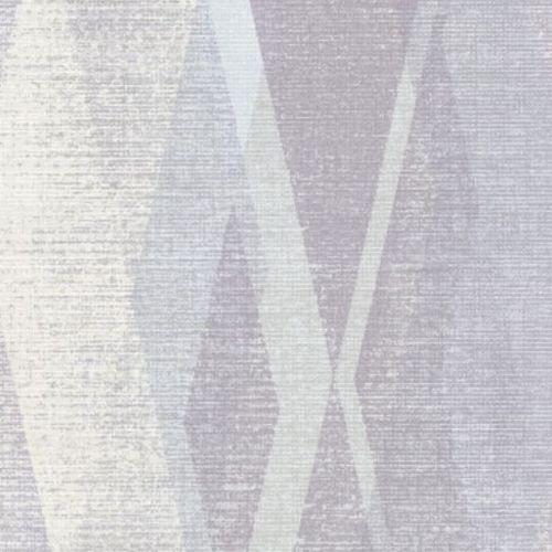2909-IH-23505 Brewster Wallcovering Riva Torrance Distressed Geometric Wallpaper Lavender