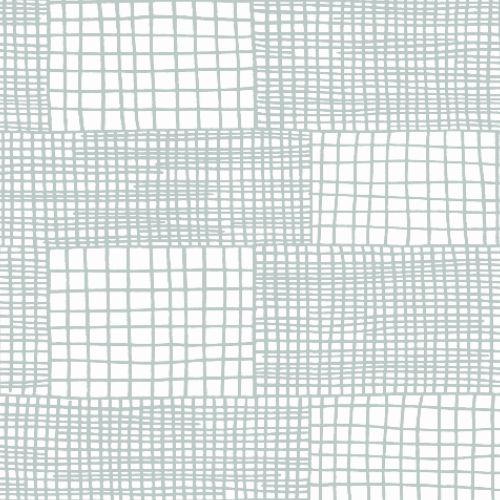 2903-25823 Brewster Wallcoverings A Street Prints Bluebell Maxwell Geometric Wallpaper Aqua