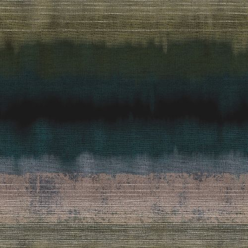 391561 Brewster Wallcoverings Eijffinger Terra Bedrock Repeatable Wall Mural Teal