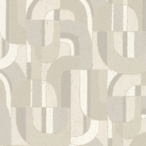 HC7596 York Wallcoverings Ronald Redding Handcrafted Naturals Sculpture Garden Wallpaper Neutral