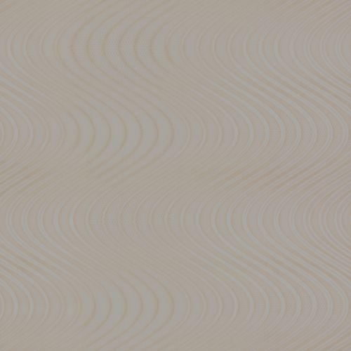 83642 York Wallcoverings Urban Oasis Ocean Swell Wallpaper Cream