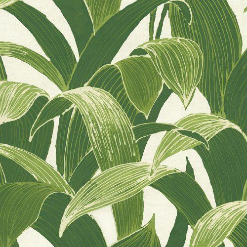 SEA-Seabrook Wallcoverings NextWall Banana Groves Peel and Stick Wallpaper Green