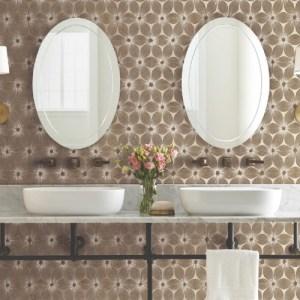 CI2304 Everlasting Wallpaper Gold Room Setting