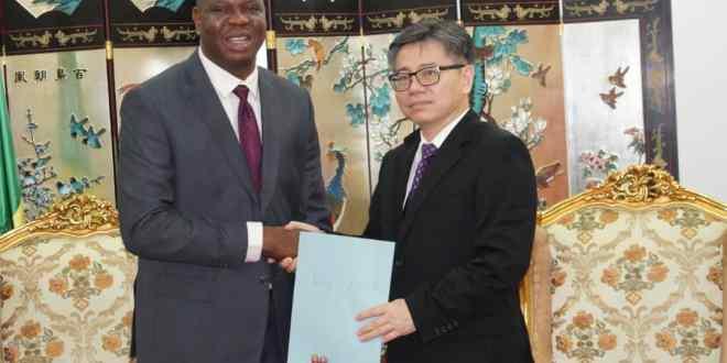 Coopération décentralisée et Développement local : L'ANCB et l'Ambassade de Chine s'engagent
