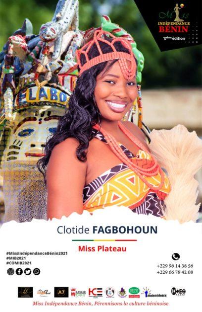 Clotide FAGBOHOUN