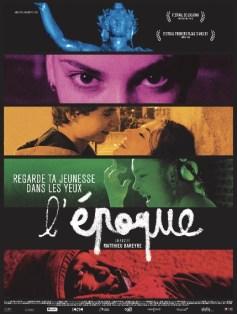 Affiche du film l'époque