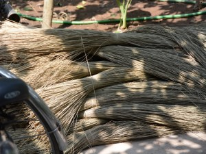 fibres de bambou