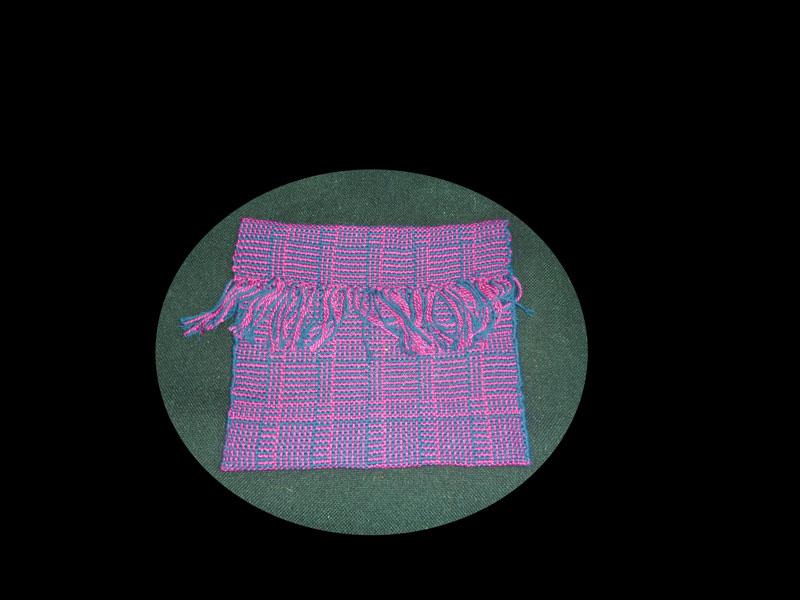 pochette coton