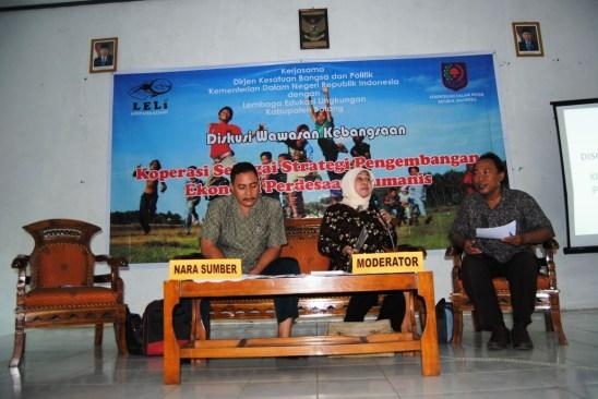 Kerjasama LELi & Dirjen Kesbang 2012