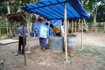Monitoring program biogas untuk rakyat
