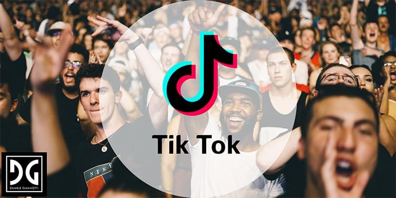 TikTok applicazione consigli per fare marketing