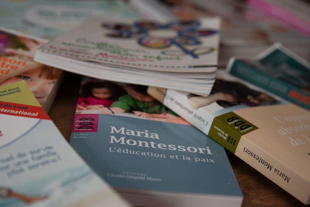 Livres Montessori à lire