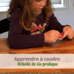 LeLoLife - Apprendre à coudre
