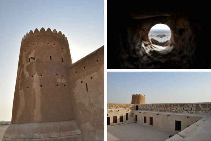 Al-Zubarah Fort, Qatar - things to do in Doha and surrounds
