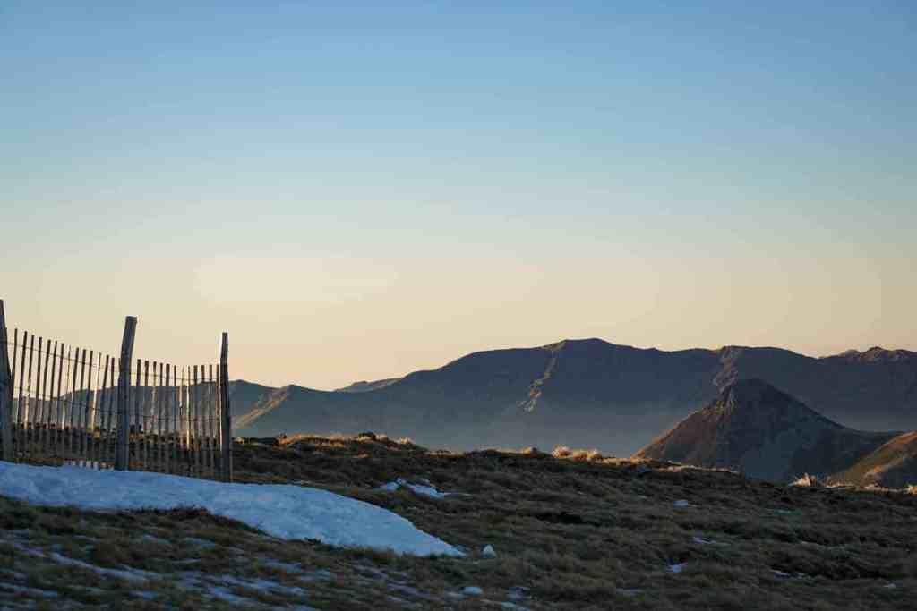 le Plomb du Cantal, Cantal's highest peak. France