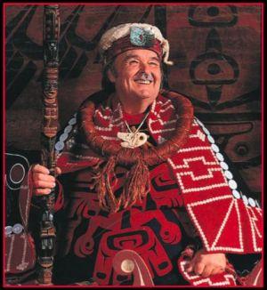 Chief Lelooska
